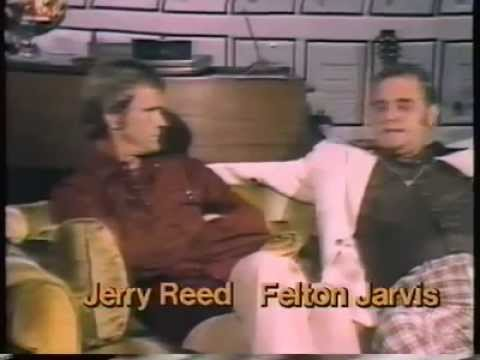 Jerry Reed and Felton Jarvis Talk About Elvis Presley