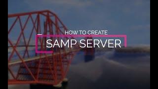 How To Create Samp Server + Portforward it!