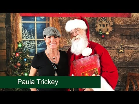Paula Trickey Fav Christmas Memory
