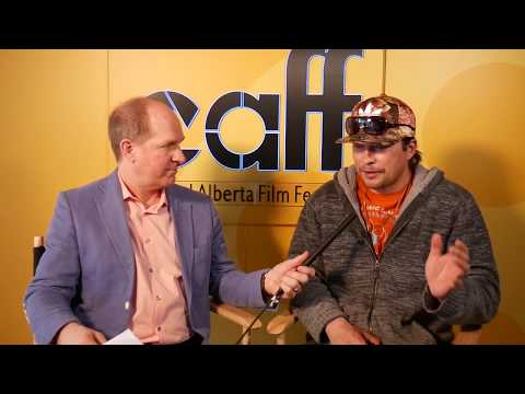 CAFF 2018 Interviews - Director Dallas Arcand - Hoop Life
