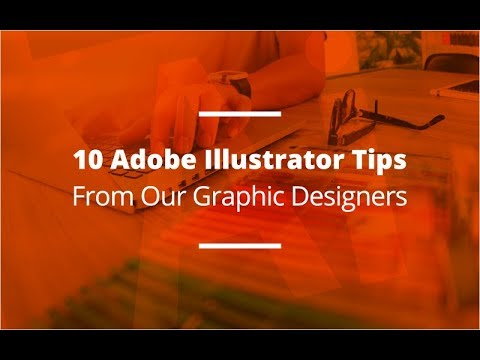 Webinar: 10 Adobe Illustrator Tips From Our Graphic Designers