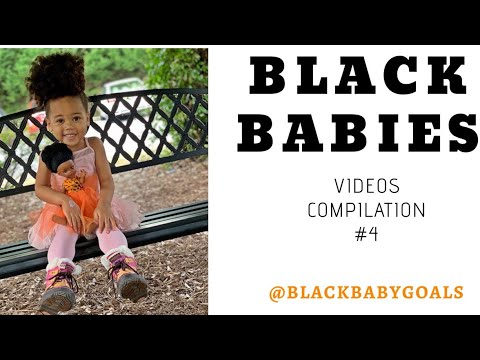 BLACK BABIES Videos Compilation #4 | Black Baby Goals
