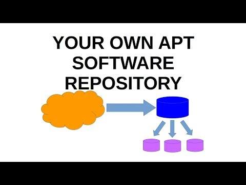 Setup your own software APT repository with apt-mirror!