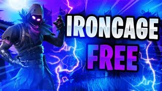 How to get IRONCAGE in FORTNITE (HxD)