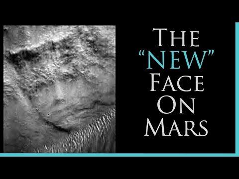 La Cara de Marte y su ocultación