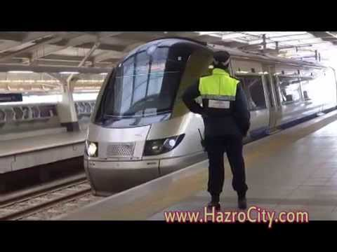 O R  Tambo Int'l Airport Johannesburg to Cape Town by Train & Luxury Coach Part 01 02