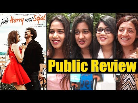 Jab Harry Met Sejal Movie Review | Public Review | First Day First Show | Shahrukh Khan,Anushka