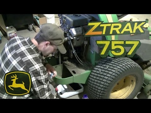 ZERO TURN MOWER REPAIR how to replace the pumps an   Doovi