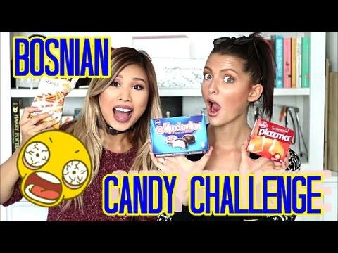 BOSNIAN Candy Challenge mit Kisuminu