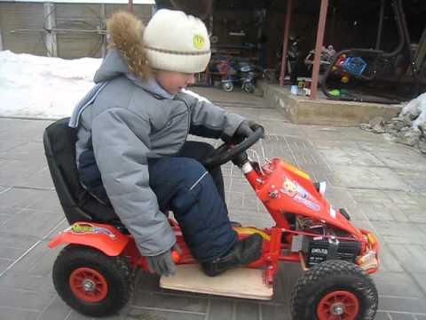 Детский электромобиль своими 82
