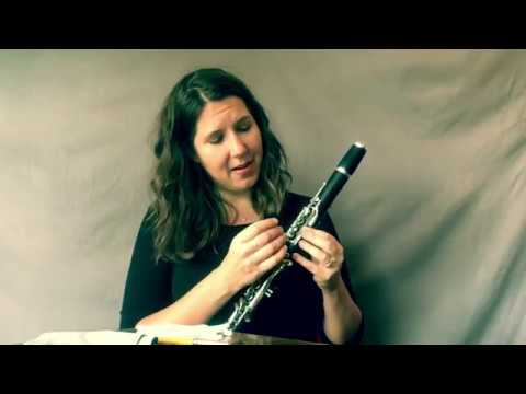 How to Clean the Clarinet