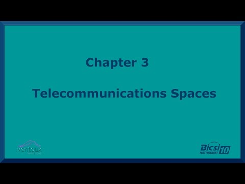 Telecommunications Spaces