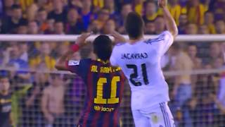 Football Highlights Best & Amazing Fights forever Neymar Jr Vs Real Madrid  2018 ⚽ HD