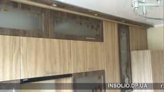 кухня мдф пленочный с витражами(, 2012-09-29T09:59:12.000Z)