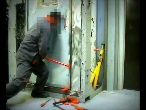 Blindages De France - Test Anti-effraction CNPP