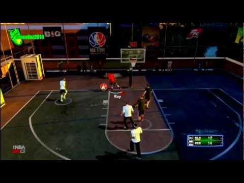 NBA 2K13 Blacktop Montage ft. 2K Commentators