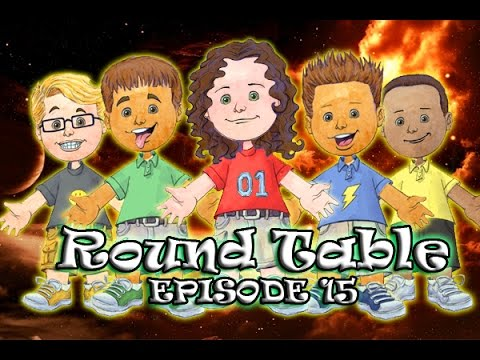 The Round Table Podcast - Episode 14 -  Insidious 3, Borderlands 3, DBZ 2015, Avengers 2 & More!