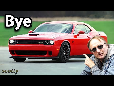 Dodge Just Fired Everyone in the SRT Division and Shut It Down