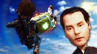 GIANT FLOATY HEADS | Just Cause 3 #6