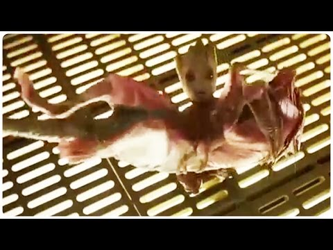 "Guardians of the Galaxy 2 ""Baby Groot Help"" Trailer (2017) Chris Pratt Action Movie HD"