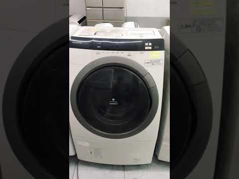 Hướng dẫn sử dụng máy giặt 9kg sấy 6kg nội địa Nhật Panasonic NA-VR5600L
