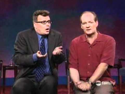 Whose Line Is It Anyway? U.S.  1x11  - Weird Newscasters
