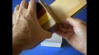 The 5 Sun 14 Step Natural Wood Japanese Puzzle Box