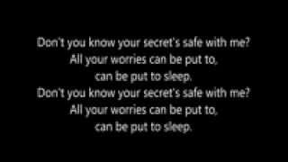 Repeat youtube video Sam smith-safe with me lyrics