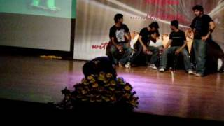 Live Bhangra Performance Fundoo -09 Part 2