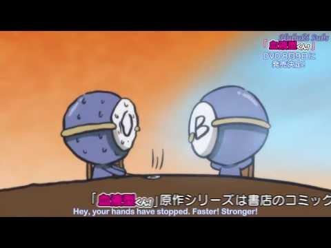 Ketsuekigata-kun 07 Sub