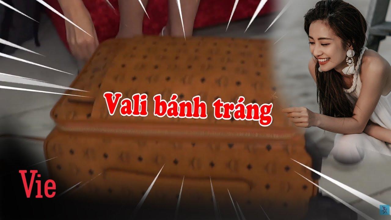 Jun Vũ mang theo vali bánh tráng trộn để ăn sau hậu trường | BTS Ca sĩ bí ẩn [Full HD]