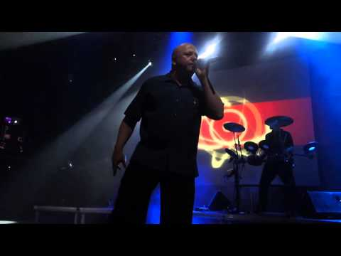 VNV NATION - Tomorrow Never Comes (Live @ Fuzz Club, 8-1-2016 Athens-Greece)