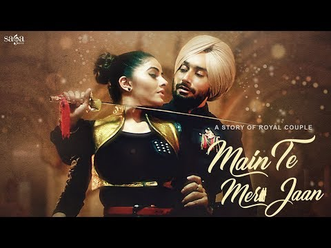 Main Te Meri Jaan | Satinder Sartaaj | Seasons Of Sartaaj | Jatinder Shah | Valentine's Day Song