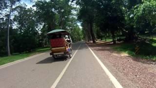 シェムリアップ 自転車で回る -13 thumbnail