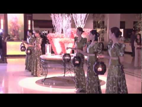 Five Star Luxury Hotels in the Philippines - Candle Ritual