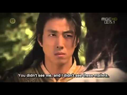 First King's Four Gods   The Legend ep 5