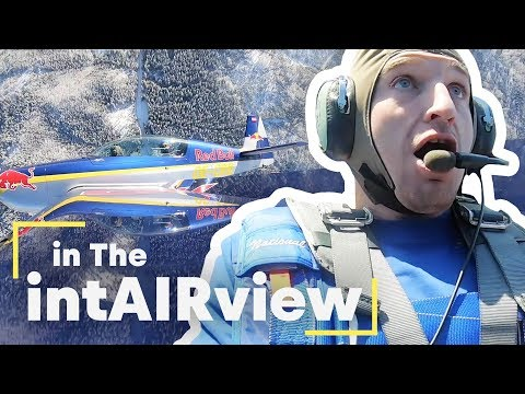 Rugby Player Does A Crazy Flight Interview | with Beauden Barrett
