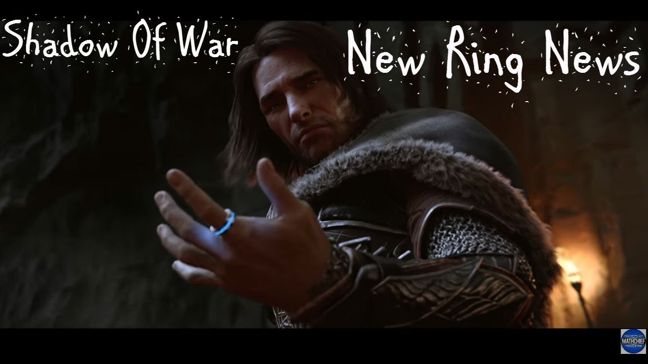 New Ring Of Power Shadow Of War