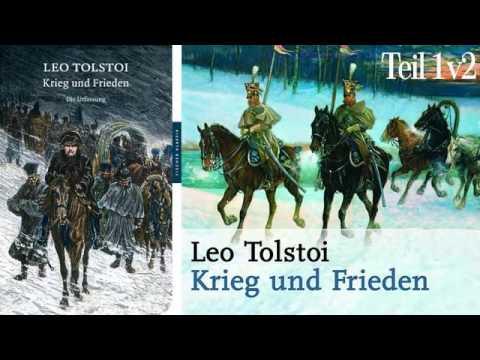 Krieg und Frieden YouTube Hörbuch auf Deutsch