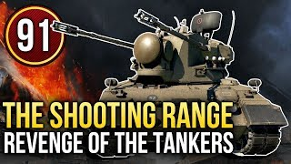 The best anti-aircraft vehicles, Magach 3 / War Thunder. The Shooting Range 91