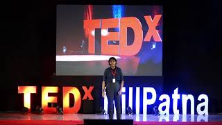FEAR AND HOPE   ANANTINEE MISHRA   TEDxHillPatna