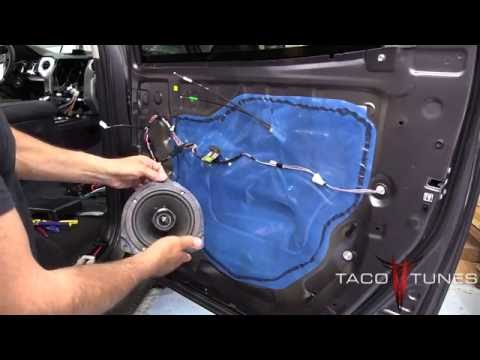 2014+ Toyota Tundra NON JBL Stock Audio System Overview Plug And Play Audio Upgrade.