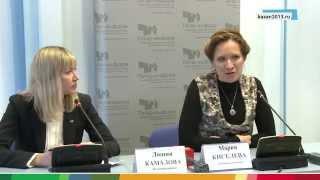 Мария Киселева представит в Казани уникальное шоу на воде
