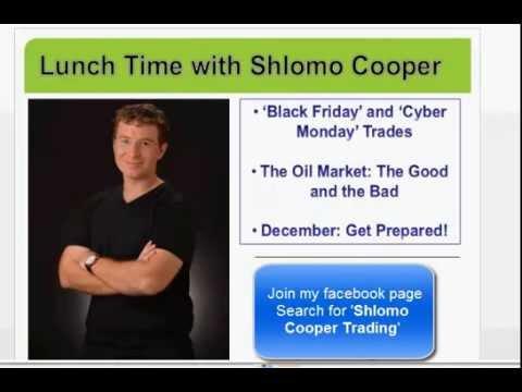 Cyber Monday Trade: $1,000 profit shorting Amazon - Shlomo Cooper