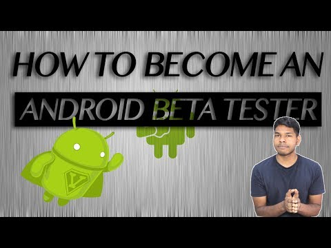 How To Be An Android App Beta Tester
