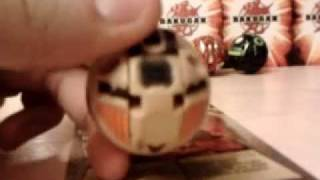 Мой 1 видеообзор бакуган(by FabiaFantom98)