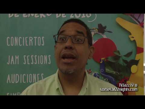 Danilo Pérez interview - PanaMonk, Bright Mississipi @ 2018 Panama Jazz Festival - TVJazz.tv