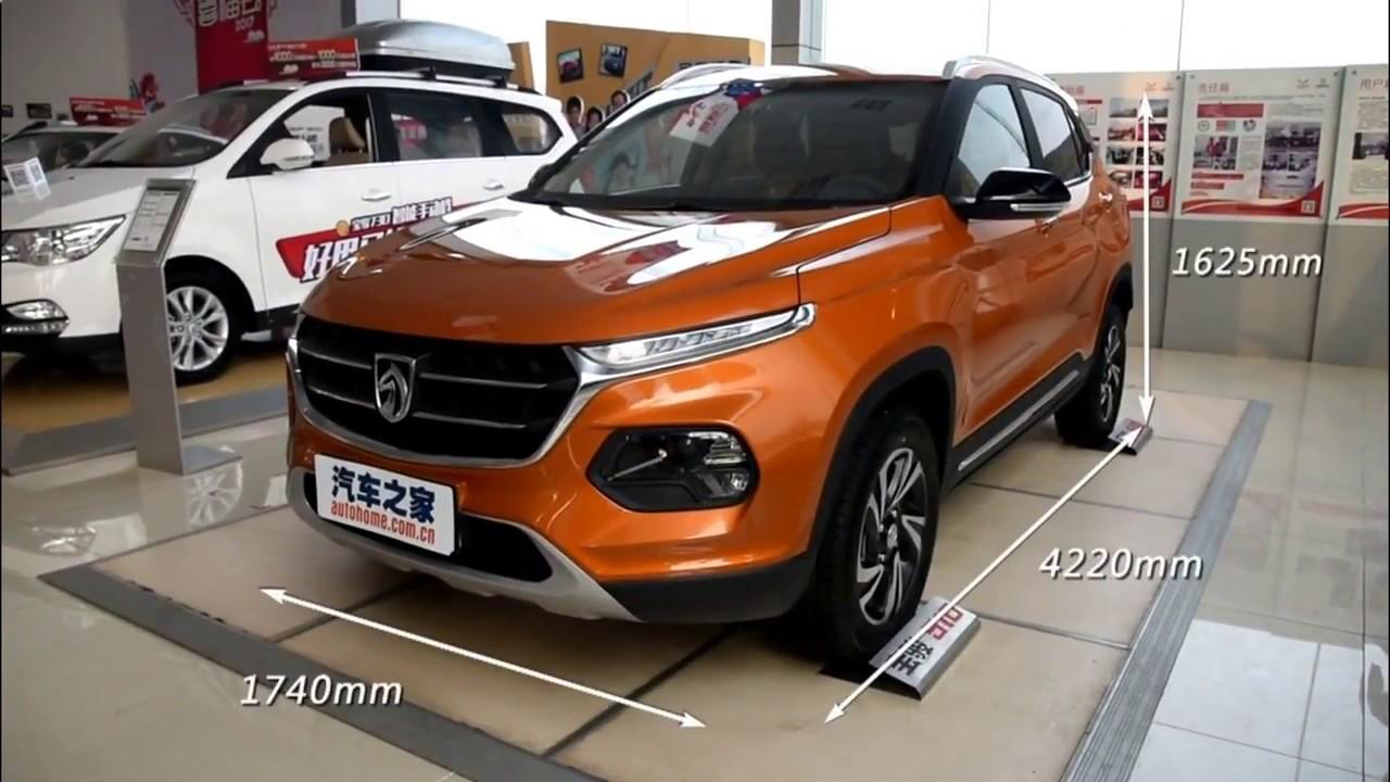 Новый китайский кроссовер Zotye T600 Sport 2016-201 - YouTube