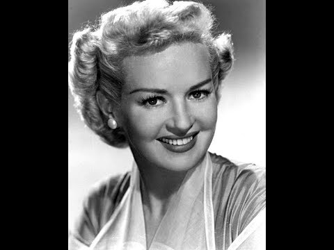 Betty Grable's Grave