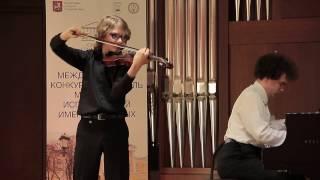 видео: Paganini Cantabile op. 17 / Паганини Кантабиле